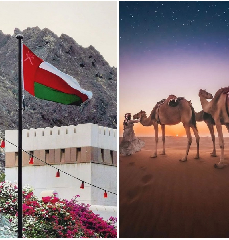 ویزا عمان