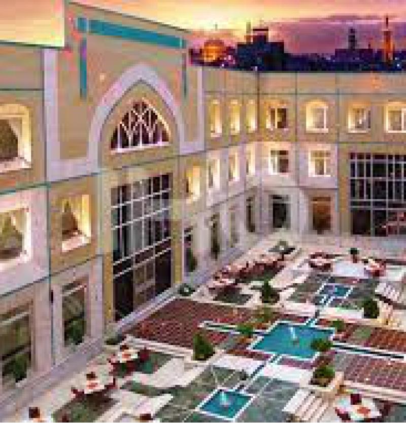 هتل 5 ستاره قصرالضیافه