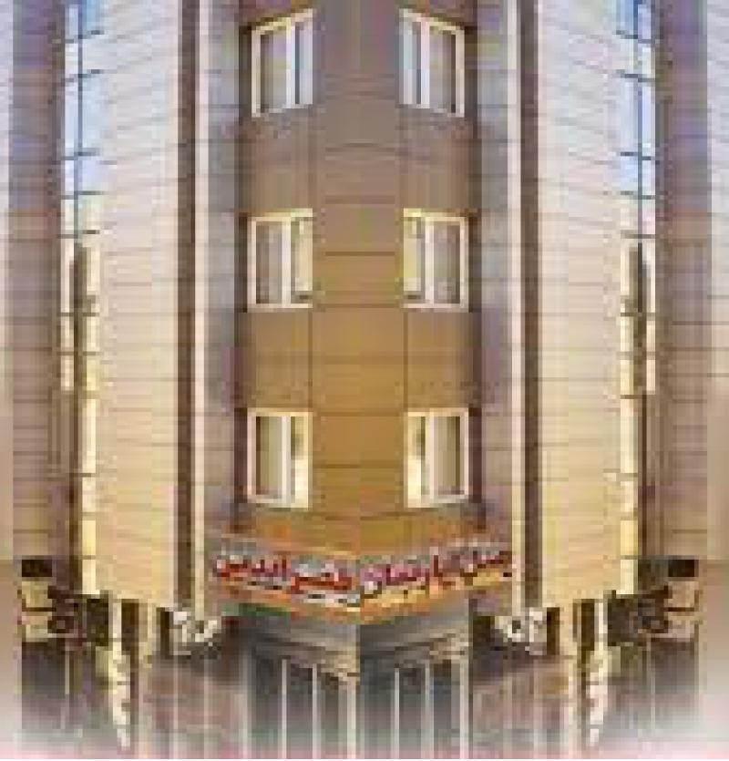 هتل اپارتمان 3 ستاره قصر ایدین