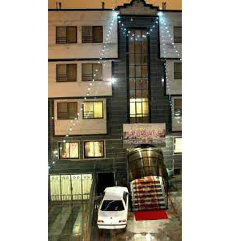هتل اپارتمان 3 ستاره گلزار